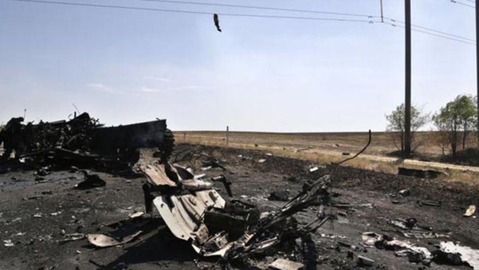 İç savaşın binlerce cana mal olduğu Ukrayna'da insanın tüylerini diken diken eden dehşet sahneleri eksik olmuyor.