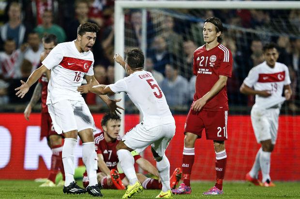 Ozan Tufan, Fatih Terim tarafından A Milli Futbol Takımımız'a kazandırıldı.