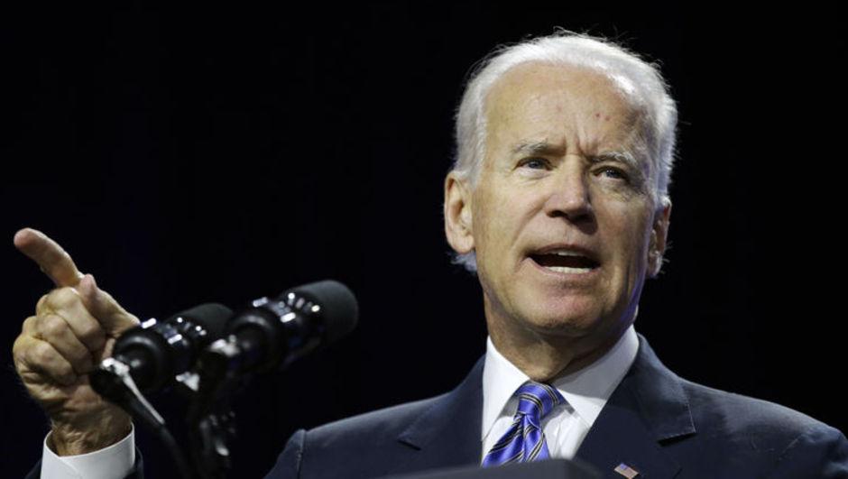 ABD Başkan Yardımcısı Joe Biden, ABD'nin Irak Şam İslam Devleti (IŞİD) terör örgütünü