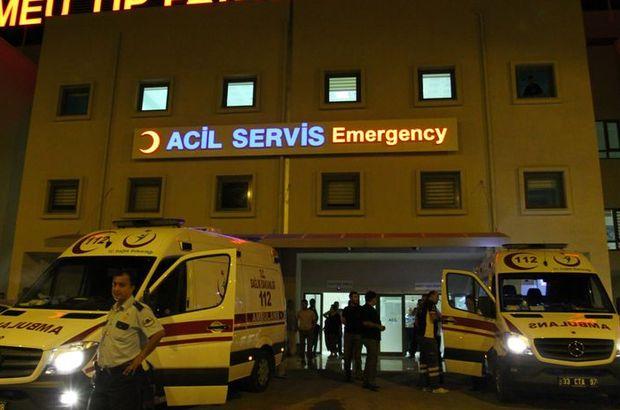 Mersin'de bir sitenin bahçesinde iki grup arasında çıkan silahlı kavgada 1 kişi öldü, 3 kişi yaralandı.