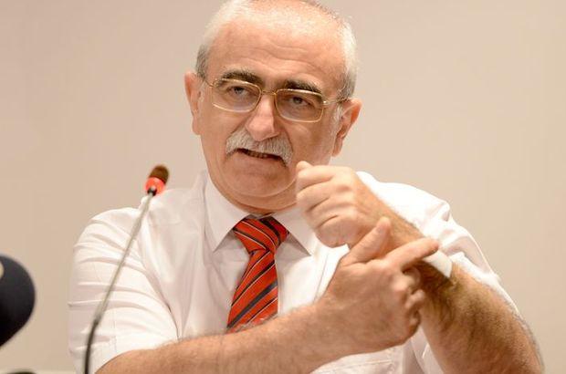 Prof. Dr. Bingür Sönmez, silahı görünce refleksle kolunu kaldırdığını ve titanyum saatinin hayatını kurtardığını söyledi.
