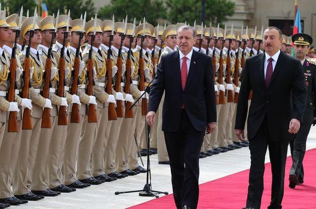 """Erdoğan, """"Azerbaycan-Ermenistan sorunu çözülürse Türkiye-Ermenistan arasındaki sorun da çözülmüş olur"""""""