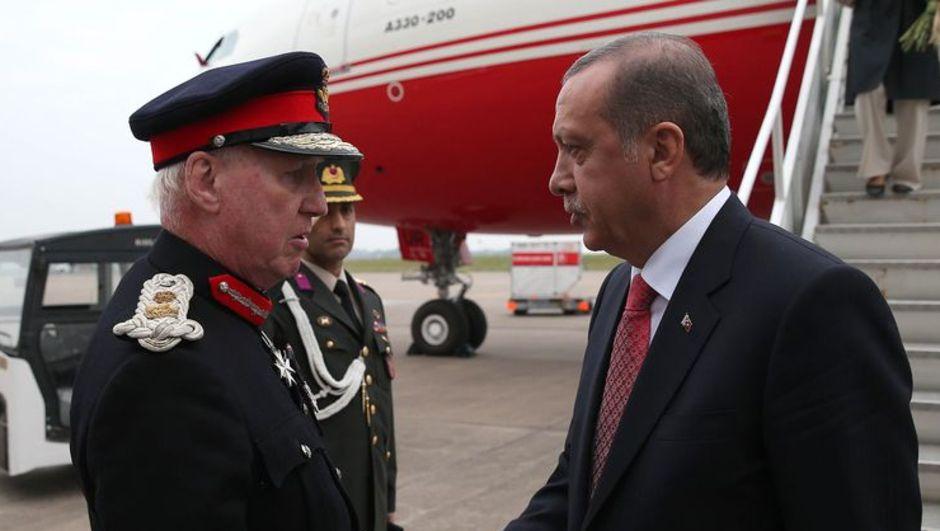 Cumhurbaşkanı Recep Tayyip Erdoğan NATO zirvesi