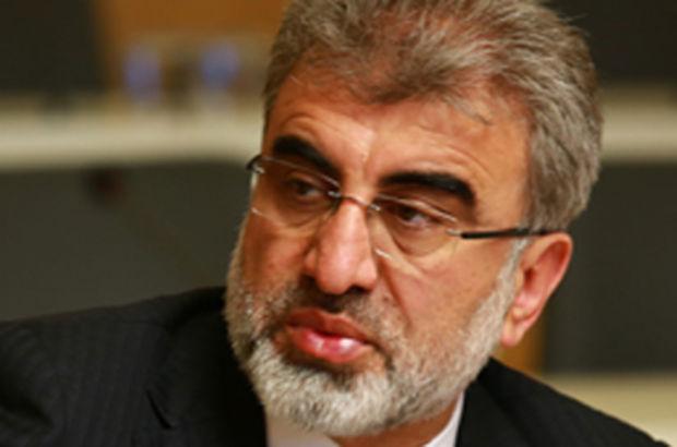 Enerji ve Tabi Kaynaklar Bakanı Taner Yıldız, enerji politikaları ile ilgili açıklamalarda bulundu