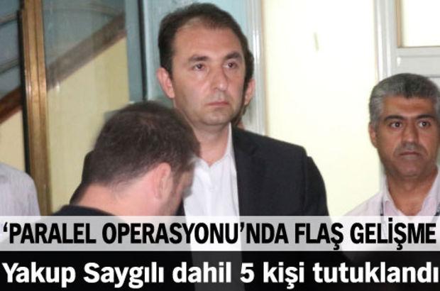'Paralel operasyonu'nda flaş gelişme - Yakup Saygılı - Kazım Aksoy
