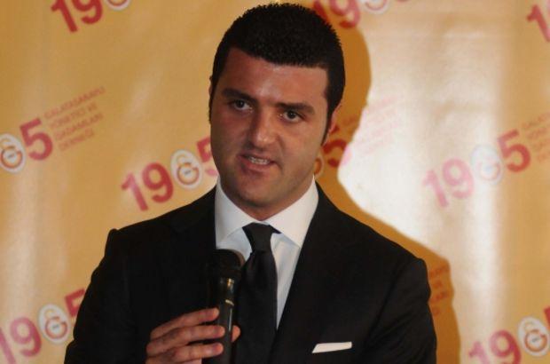 Emir Sarıgül: Galatasaray'da sosyal medya ile görevler, isimler değişmez