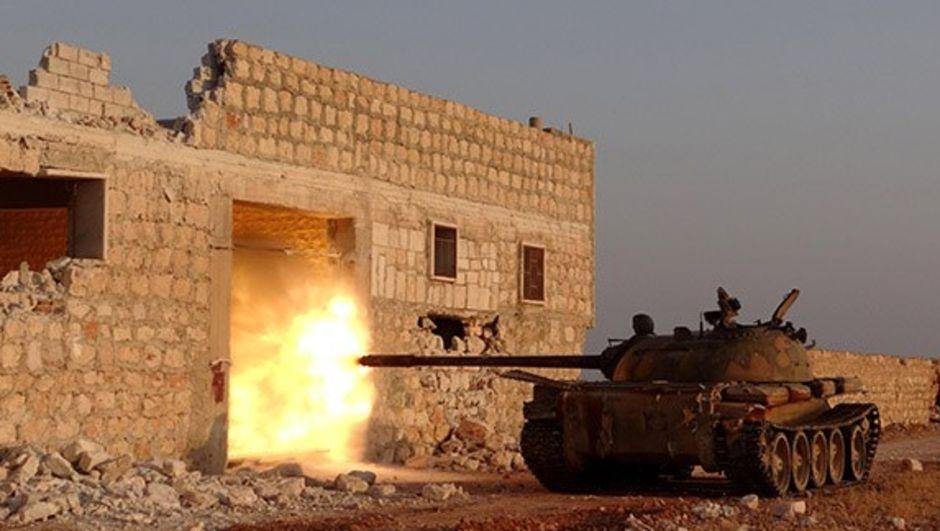 Savaşın gölgesinde spor: Suriye ve Irak