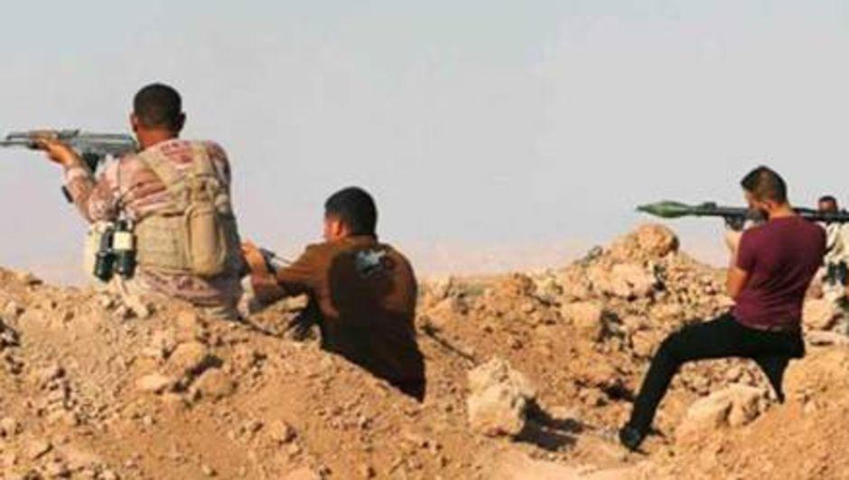 Irak'taki IŞİD tehdidini ortadan kaldırmak için Kuzey Irak'taki Bölgesel Kürt Yönetimi'nin askeri gücü Peşmerge'ye silah yardımı yapma kararı alan Almanya, İslamcı terör örgütüyle ilgili yeni iddialarda bulundu.