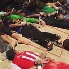 IŞİD KATLİAMINDAN BÖYLE KURTULDU!