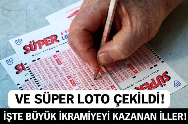 Süper Loto devretti,Süper Loto çekildi,Süper Loto oyununun 359. hafta çekilişi bu akşam, perşembe akşamı, yapılacak