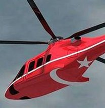 İşte yerli helikopter