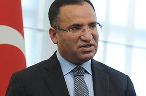 """Adalet Bakanı Bozdağ, bugün """"yargı""""da özlük hakkı ve disiplin affı düzenlemelerini de içeren tasarıyı açıklayacak"""