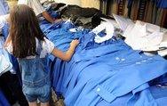 Okul kıyafetlerinde kanser riski!