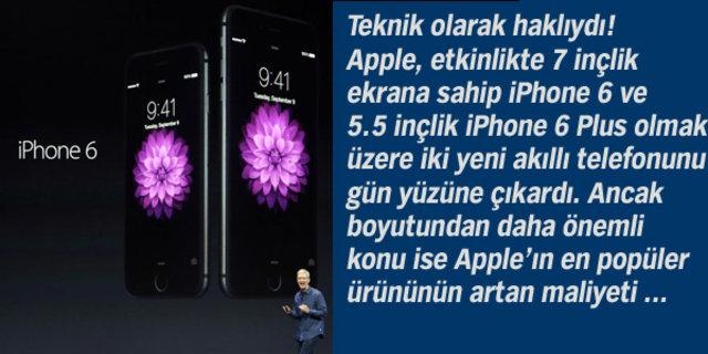 İşte iPhone 6 ile ilgili tüm merak edilenler, İ Phone 6'yı neden almalı? Neden almamalı? iPhone 6ve iPhone 6 Plus tanıtıldı