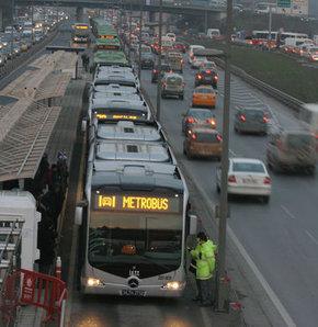 Otobüs sefer saatleri değişiyor