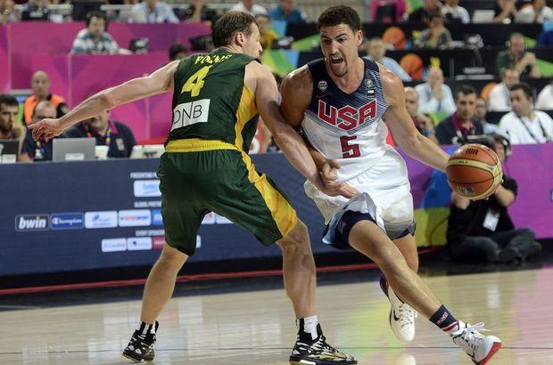 Litvanya çeyrek finalde 12 Dev Adam'ı mağlup etmişti.