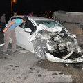 Şanlıurfa'da otomobil devrildi