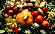 Vitamin deposu Sonbahar sebzeleri