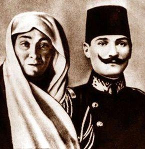 Atatürk'ün soykütüğü