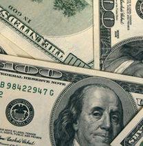 Dolar 2.22 TL'yi gördü