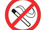 Artık orada da sigara içmek yasak!