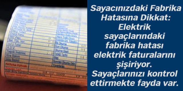 İşte elektrik faturalarını şişiren 5 neden, Elektrik faturanız çok yüklü geliyorsa bunlara dikkat