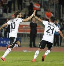 Beşiktaş farkı açtı