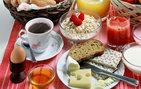Kahvaltıda çay yerine süt için