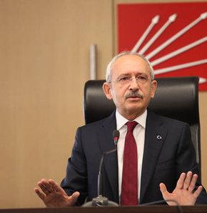 Kılıçdaroğlu'ndan Başbakan'a mektup