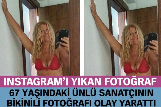 Instagram'ı yıkan fotoğraf!