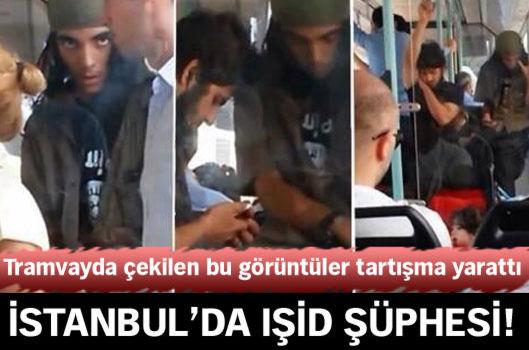 İstanbul'da IŞİD şüphesi!