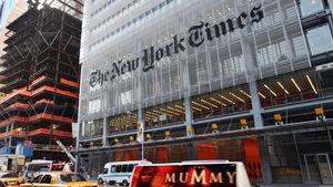 New York Times'tan inanılmaz hata!