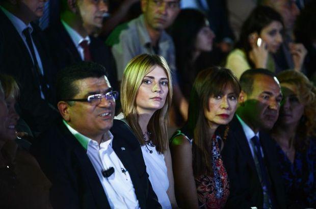 21. Altın Koza Film Festivali,  Mischa Barton, Hüseyin Sözlü,  Fatma Girik, Filiz Akın, Ferdi Tayfur