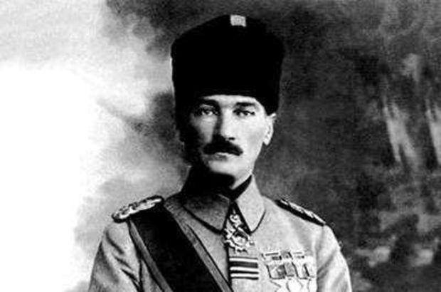 Mustafa Kemal Atatürk'e Mareşal Rütbesi ile Gazi Unvanı Verilmesi