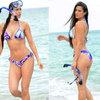 Anais'den bikini şov...