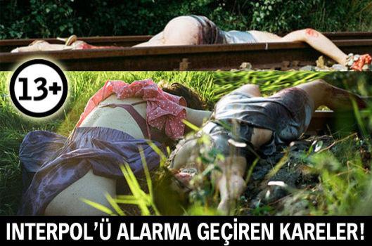 Interpol'ü karıştıran fotoğraflar!