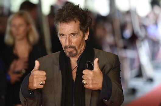 Al Pacino, Altın Portakal'a davet edildi!