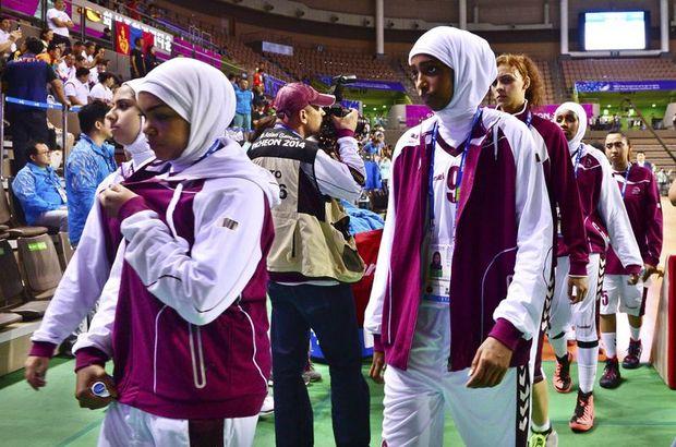 Katar Milli Takımı Kafile Başkanı Halid el-Cabir, ülkelerine geri dönüş hazırlıklarına başladıklarını açıkladı.