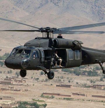 Ortadoğu ve Afrika'ya Türk yapımı Sikorsky