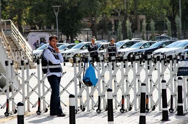 Dünya şampiyonası için Ankara emniyeti alarma geçti