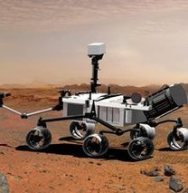 Mars'tan veri göndermeye başladı!