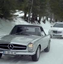 88 yılda Mercedes!