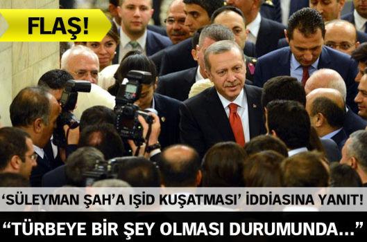 Cumhurbaşkanı Erdoğan: Türkiye'nin atacağı adım bellidir