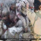 IŞİD, KORKUNÇ KATLİAMIN FOTOĞRAFLARINI YAYINLADI