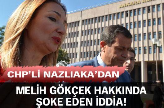 CHP'li Nazlıaka'dan 'Melih Gökçek damacana şirketlerini satın alıyor' iddiası