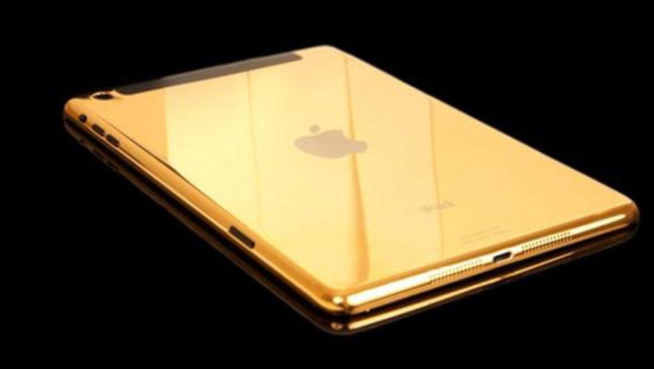 iPad renkleniyor!