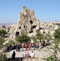Kapadokya turist akınına uğradı!
