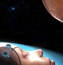 Mars'a 'uykuda' yolculuk