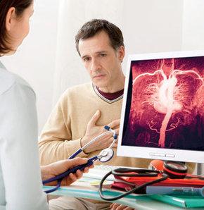 Aort damarının bulunduğu bölgelere dikkat!