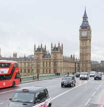 Londra'da emlak fiyatları düştü!